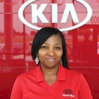 Latonya Carr at Southwest Kia Round Rock