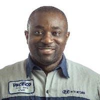 Jude Chukwuemeka at Pacifico Hyundai Mazda