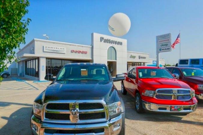 Patterson Dodge Chrysler Jeep Ram Kia, Wichita Falls, TX, 76302