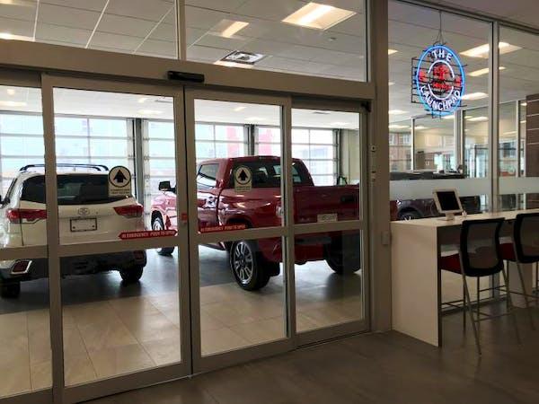 Ken Shaw Toyota, Toronto, ON, M6N 1K8