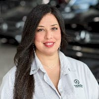 Andrea Bridwell at Mercedes-Benz of Baton Rouge - Service Center
