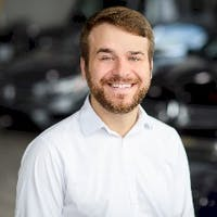 Trey Bagbey at Mercedes-Benz of Baton Rouge
