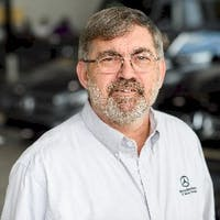 D'Arcy Hines at Mercedes-Benz of Baton Rouge - Service Center