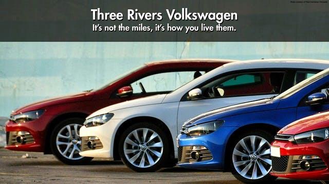 Three Rivers VW >> Three Rivers Volkswagen Volkswagen Service Center