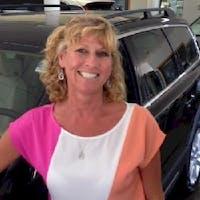 Diane Gebhard at Secor Volvo Mitsubishi