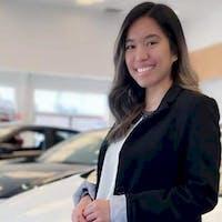Emily Evangelista at McPhillips Nissan