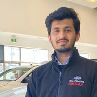 Raj Singh at McPhillips Nissan