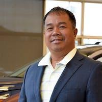 Tony Gonzaga at McPhillips Nissan
