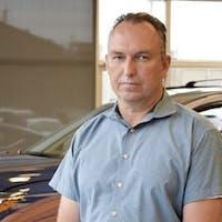 Kurt Callaghan at McPhillips Nissan