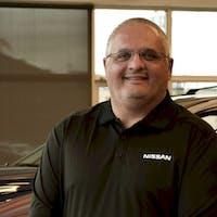 Joe Benevides at McPhillips Nissan