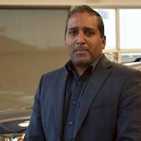 Shane Harold at McPhillips Nissan