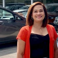 Evelyn Lucas at McPhillips Nissan