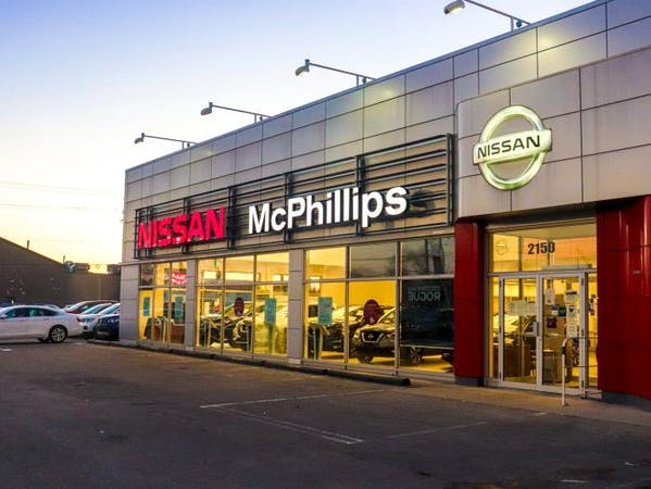 McPhillips Nissan, Winnipeg, MB, R2V 3C8
