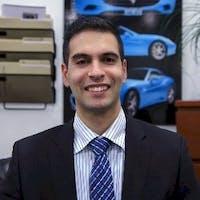 Ramtin Biouckzadeh at Good Fellow's Auto Wholesalers