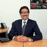 Rajoo Chatrath at Good Fellow's Auto Wholesalers