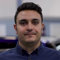 Max (Ali) Naziri at Good Fellow's Auto Wholesalers