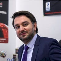 Matt (Mehdi) Momayezi at Good Fellow's Auto Wholesalers