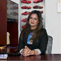 Ayla Ayoob at Good Fellow's Auto Wholesalers