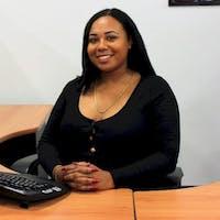 Letisha Castoro at Good Fellow's Auto Wholesalers
