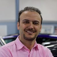 Henri Ranjbar at Good Fellow's Auto Wholesalers