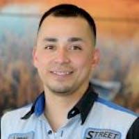 Leroy Cruz at Street Volkswagen of Amarillo