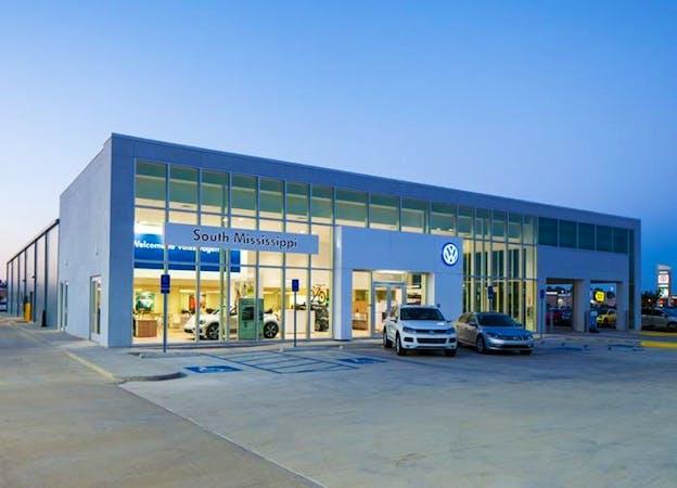 Volkswagen of South Mississippi, D'Iberville, MS, 39540