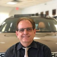 Don Adams  at Ray Brandt Mazda