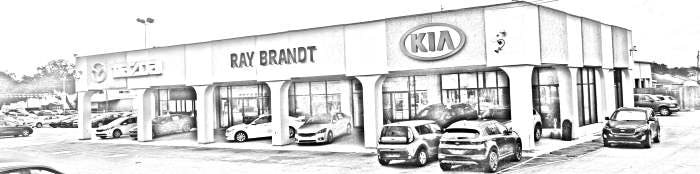 Ray Brandt Mazda, Harvey, LA, 70058