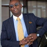 Cyril  Obiora at South County Hyundai of Gilroy