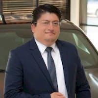 Ralph  Diaz at South County Hyundai of Gilroy