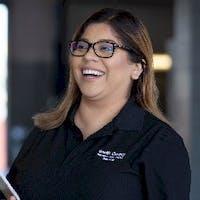 Abigail  Enriquez at South County Hyundai of Gilroy