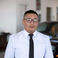 Billy  Huynh at South County Hyundai of Gilroy