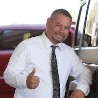 Patrick  Bautista at South County Hyundai of Gilroy