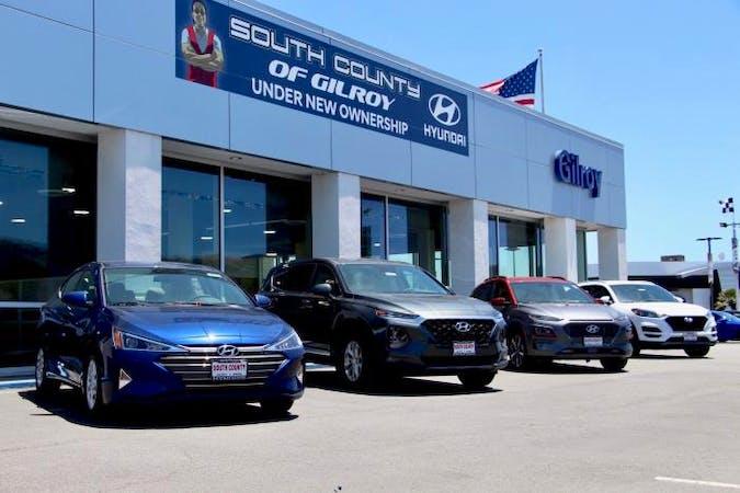 South County Hyundai of Gilroy, Gilroy, CA, 95020