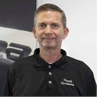 Mike King at Paretti Mazda