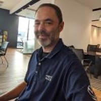 Ed Burrow at Paretti Mazda