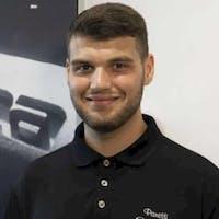 Joshua Rainer at Paretti Mazda