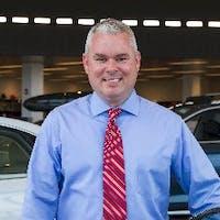 Allen Parsons at Audi Cape Cod