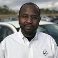 Djiby Tall at Mercedes-Benz of Birmingham