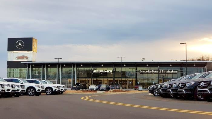 Mercedes-Benz of Birmingham, Irondale, AL, 35210