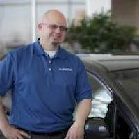 Jay Turner at Brilliance Subaru