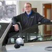 Preston Seal at Brilliance Subaru