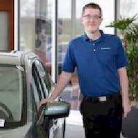 Derek  Thomas at Brilliance Subaru