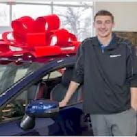 Joe Szostek at Brilliance Subaru