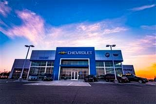 House Chevrolet Buick Cadillac Chevrolet Buick Cadillac Used Car Dealer Service Center Dealership Ratings