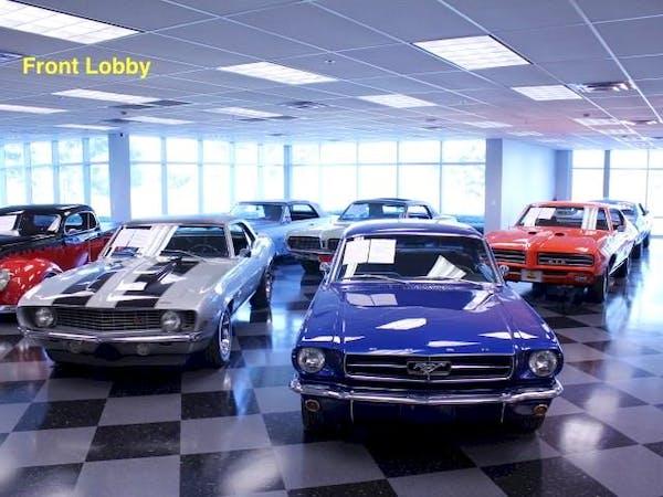 Streetside Classics - Fort Worth - Used Car Dealer