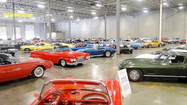 Streetside Classics - Atlanta - Used Car Dealer - Dealership