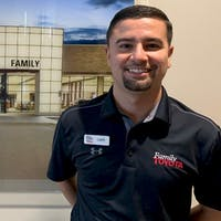 Leith Almetwaly at Family Toyota of Burleson