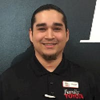 Victor Mari at Family Toyota of Burleson