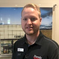 Blake Byrd at Family Toyota of Burleson